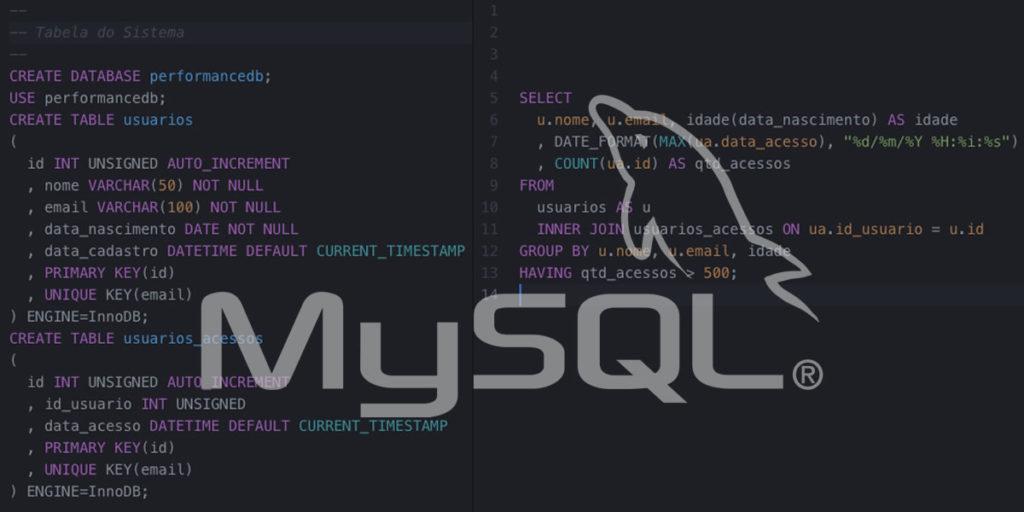 Como Criar Tabela MySQL