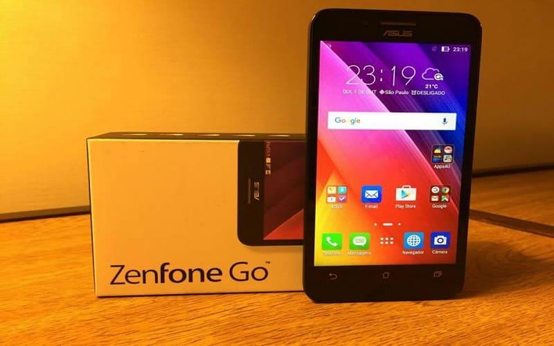 Como atualizar o Asus Zenfone GO Xoo9DA