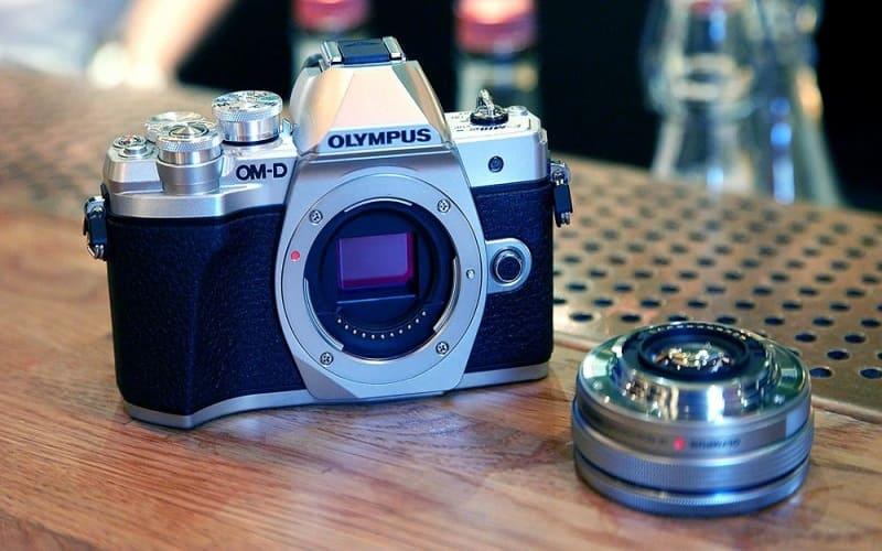 Problema com Câmera Olympus