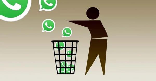 como recuperar mensagem excluída no whatsapp